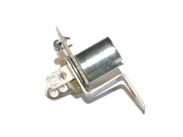 Lampenfassung - Bajonettsockel, BA9s mit Platine mit Diode