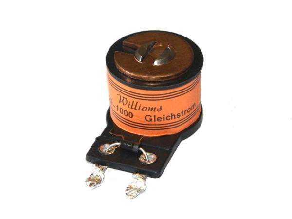 Spule SM 29-1000 Gleichstrom (Williams)