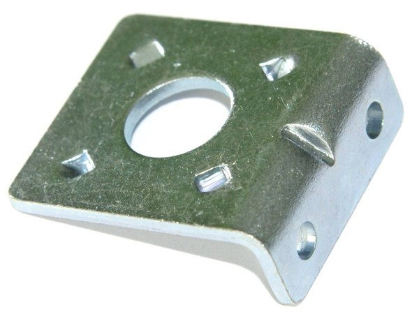 Coil mounting bracket 01-A-7695