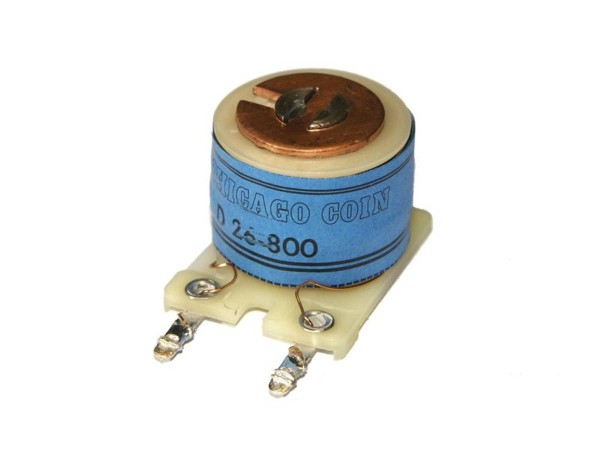 Spule D26-800 (Chicago Coin)