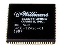 IC WPC CPU ASIC 5410-12426-01