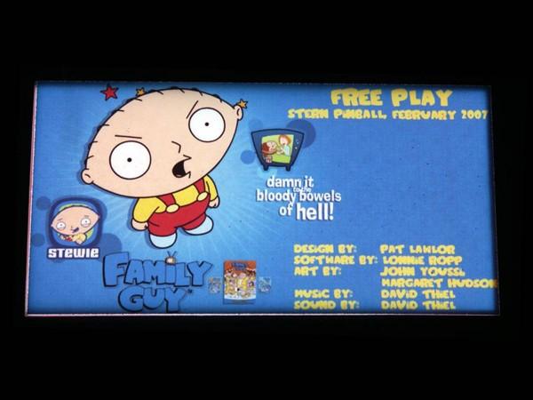 Custom Card for Family Guy, transparent