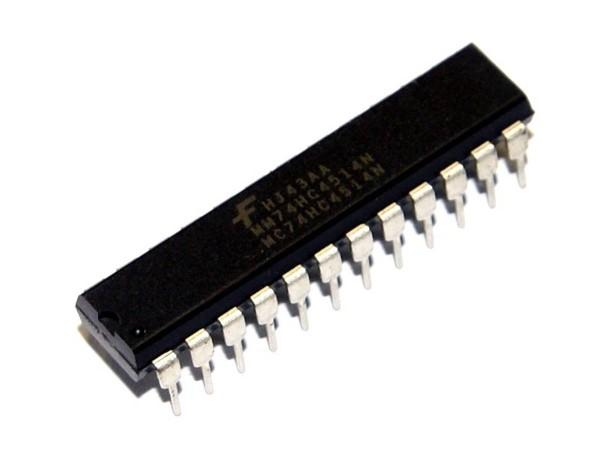 IC 74HC4514 DIP, Decoder