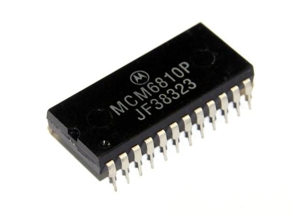 IC RAM 6810P