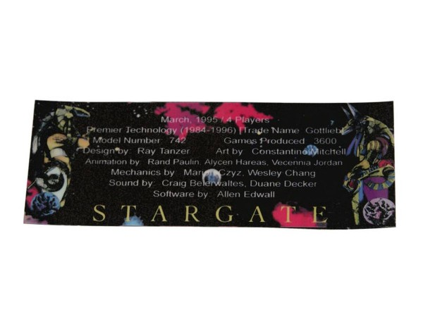 Custom Card for Stargate (2), transparent