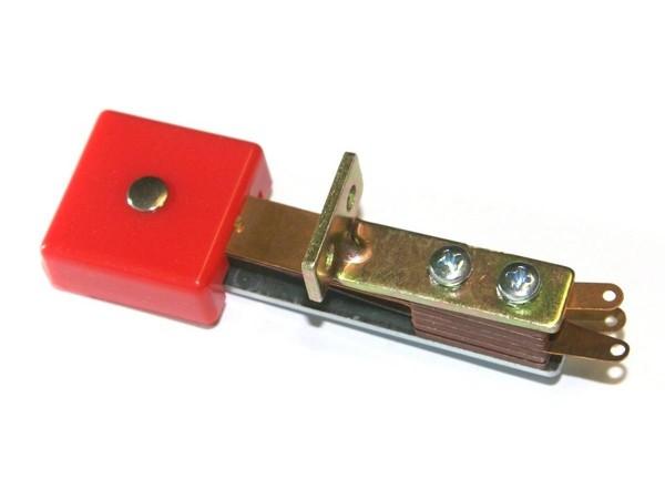 Standup Target 3D red, rectangular