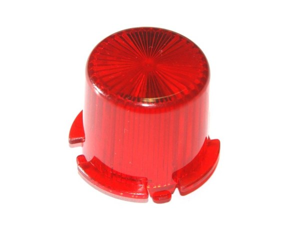 Flasher Dome twist, red (03-8171-9)
