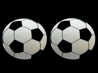 Speaker Inserts for World Cup Soccer, 1 Pair