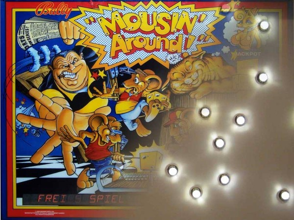 Noflix LED Backbox Kit for Mousin Around