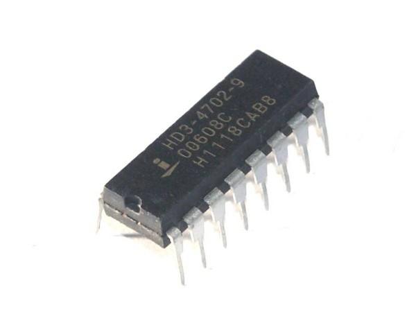 IC HD3-4702-9, Baud Rate Generator