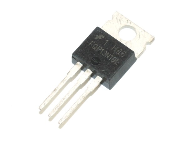 Transistor FQP13N10L