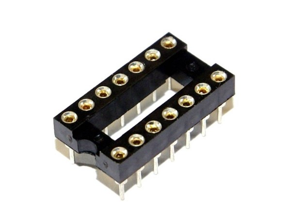 IC Socket 14 Pin