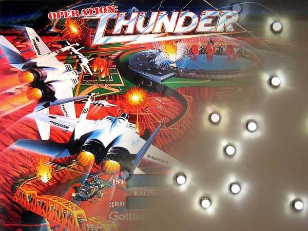 Noflix LED Backbox Kit for Operation Thunder