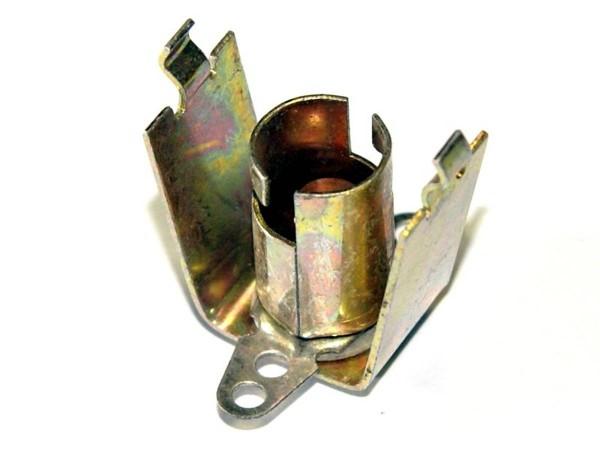 Lampenfassung Clip - Bajonettsockel, BA9s, #44