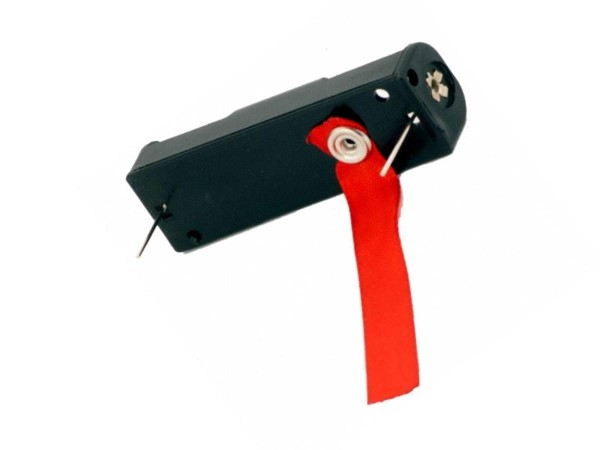 Batterie Halter, Plastic single (AA)