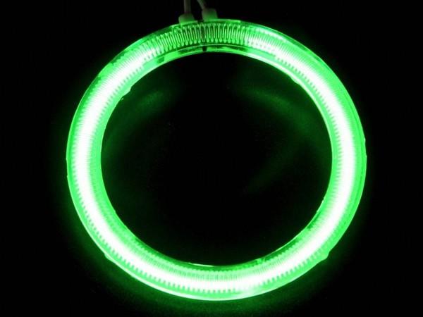 Noflix Neon Ufo Set, green