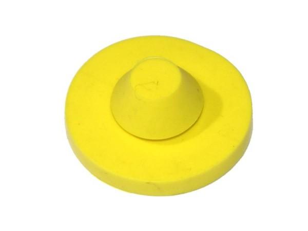Bumper Pad gelb rund