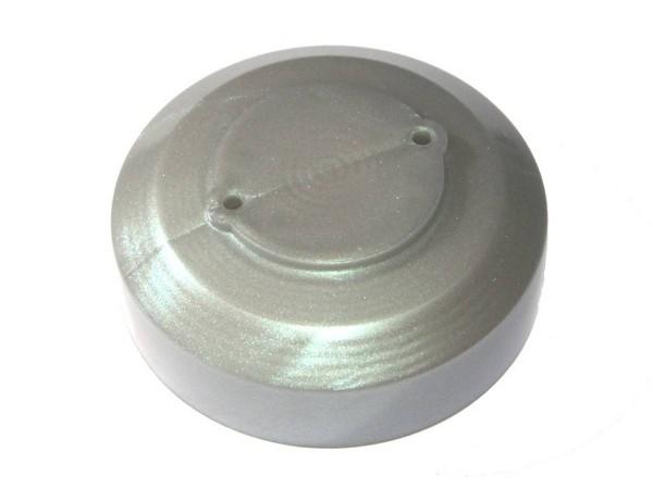 Pop Bumper cap Data East, wide - silver