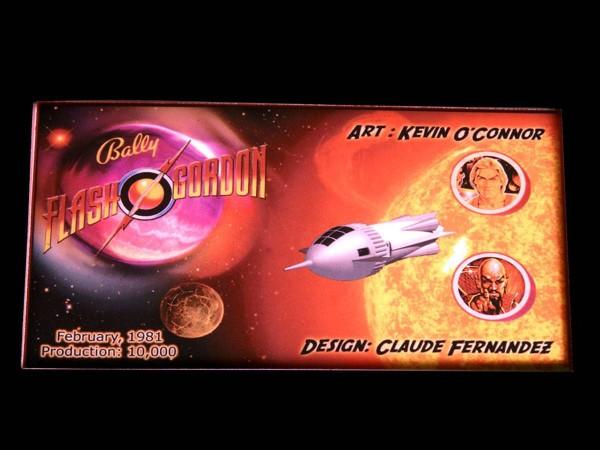 Custom Card for Flash Gordon, transparent