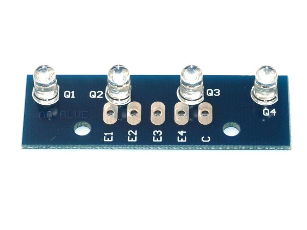 Bookcase Opto Board Set for The Addams Family