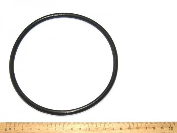 """Rubber Ring 5"""" (127mm) - premium black"""