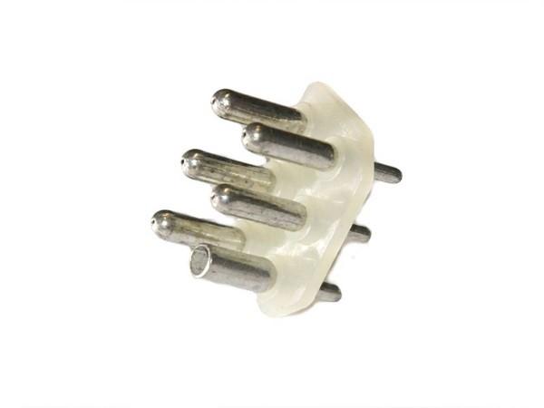 """Molex Steckleiste, 6 Pin, 0.093"""""""