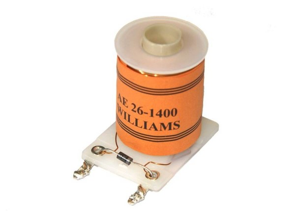 Coil AE 26-1400 (Williams)