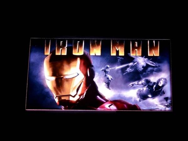 Custom Card 1 for Iron Man, transparent