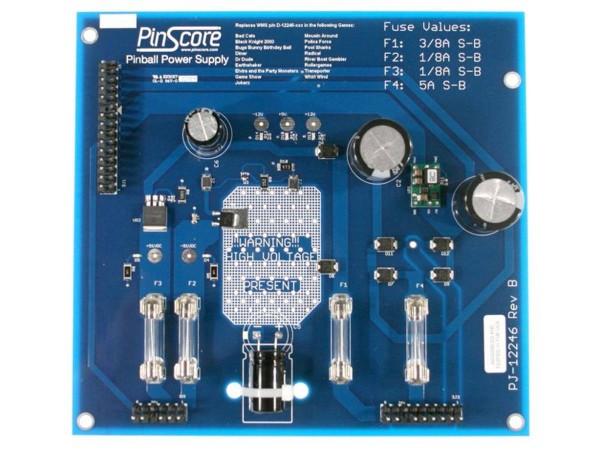 PinScore Power Supply für Williams System 11c