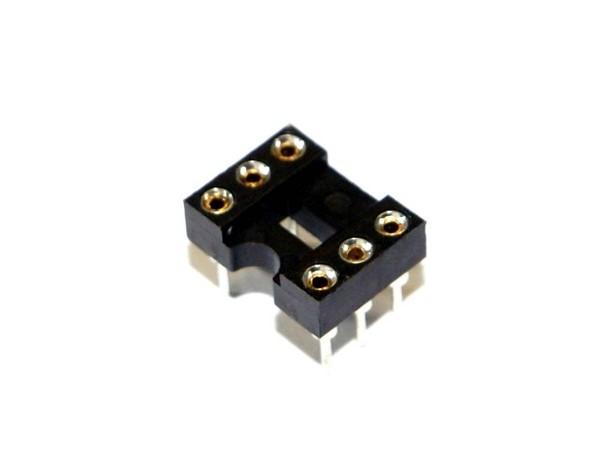 IC Sockel 6 Pin