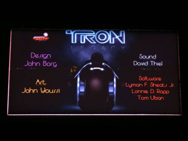 Custom Card 2 for TRON: Legacy, transparent
