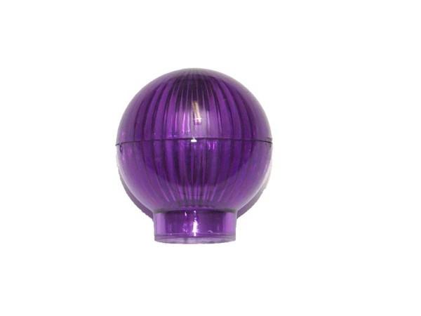 Flasherkappe 'Globe', lila