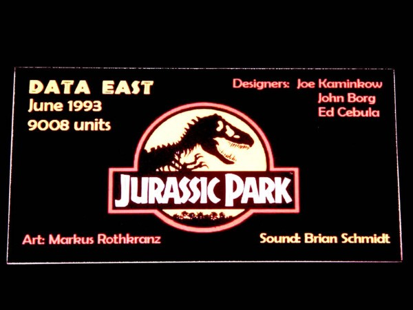 Custom Card 1 for Jurassic Park, transparent