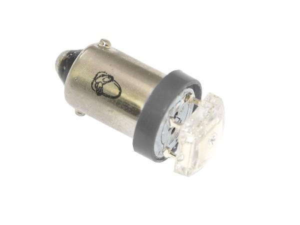 BA9s Noflix LED warm white - Superflux