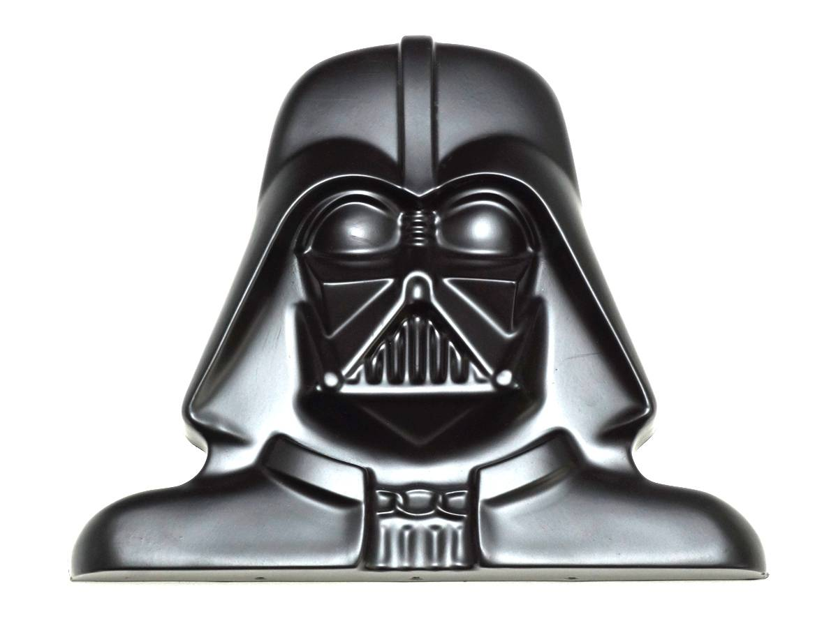 Data East Star Wars Pinball Machine Topper Darth Vader Plastic