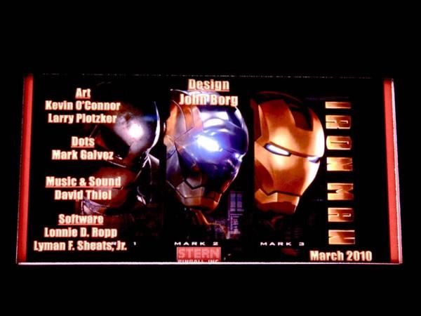 Custom Card 2 for Iron Man, transparent