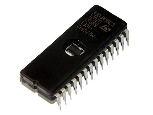 IC EPROM 512 kBit