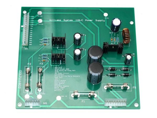 Power Supply für Williams System 11B / 11C