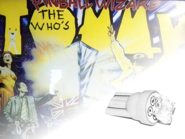 Noflix LED Spielfeld Set für The Who's Tommy Pinball Wizard