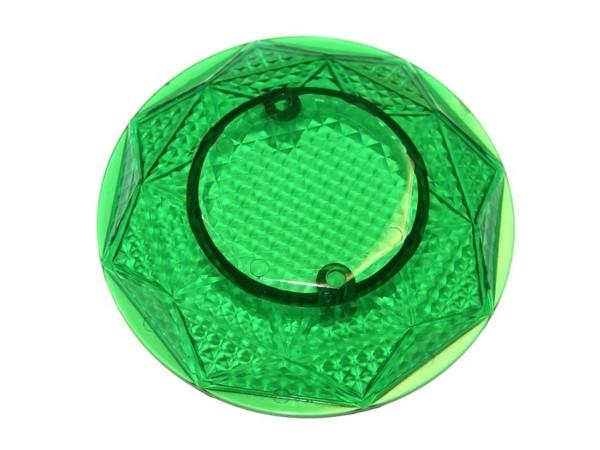 Pop Bumper cap - green transparent (Data East, Sega, Stern)