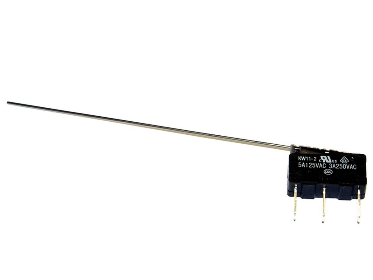 Mikroschalter universal, Draht 9cm | Schalter / Taster ...