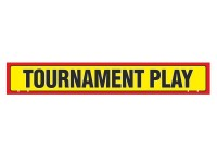 """""""Tournament Play"""" Topper"""