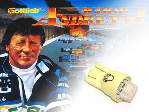 Noflix PLUS Playfield Kit for Mario Andretti