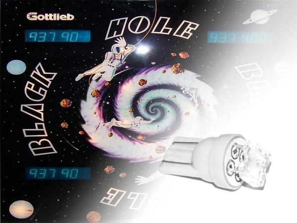 Noflix LED Playfield Kit for Black Hole
