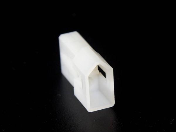 "Molex Connector Plug, 2 Pin, 0.093"""