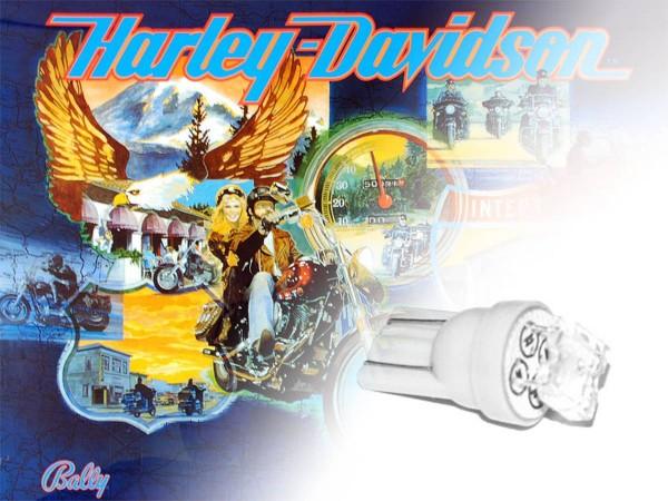 Noflix LED Playfield Kit for Harley Davidson