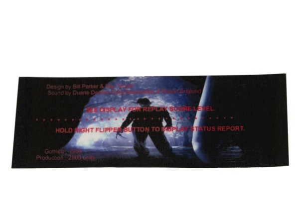 Custom Card for Freddy: a Nightmare on Elm Street (1), transparent
