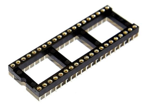 IC Socket 40 Pin (15,24mm)