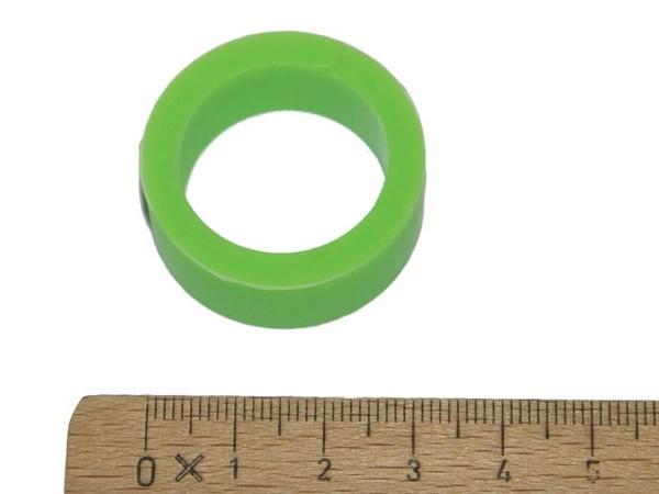 Flipper Rubber - premium lime (small)