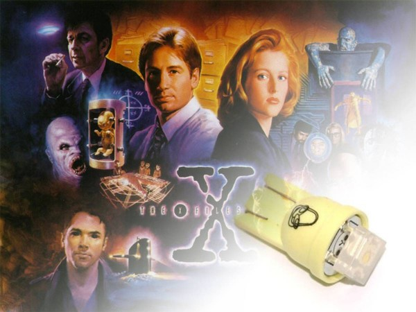 Noflix PLUS Playfield Kit for The X Files